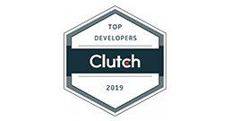 Award Clutch Badge Global